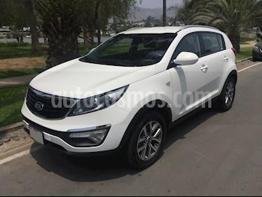 KIA Sportage LX 4x2 Aut usado (2015) color Blanco precio u$s18,000