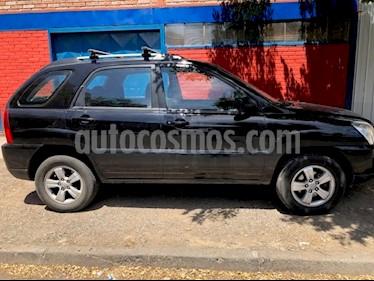 Foto Kia Sportage LX DSL 2.0L 4x4 Aa 2AB usado (2010) color Negro precio $6.100.000