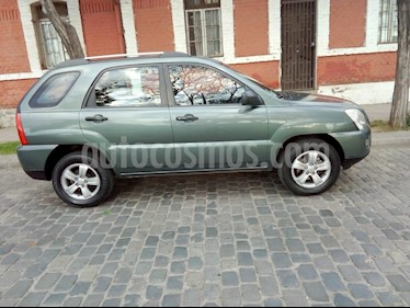 Foto venta Auto usado Kia Sportage LX DSL 4x2  (2009) color Verde precio $5.200.000