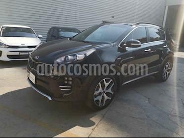 Kia Sportage 5p SXL L4/2.4 Aut usado (2017) color Negro precio $409,000