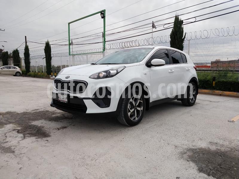 Kia Sportage LX 2.0L usado (2019) color Blanco precio $333,000