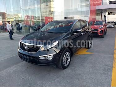 Kia Sportage EX 2.0L usado (2016) color Negro precio $254,900