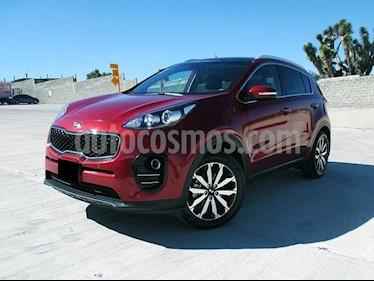 Kia Sportage EX 2.0L usado (2016) color Rojo precio $329,000