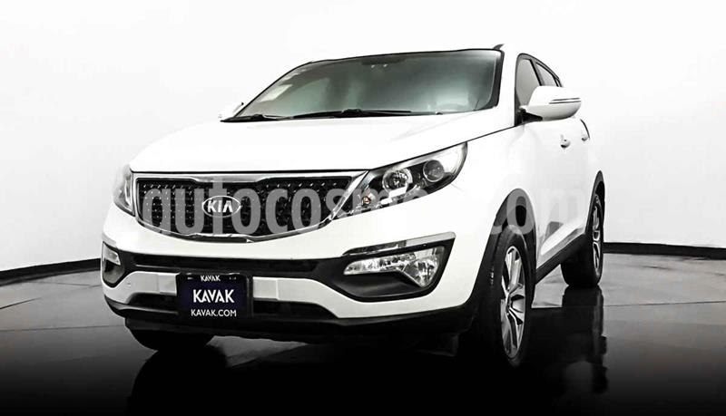 Kia Sportage LX 2.0L usado (2016) color Blanco precio $274,999