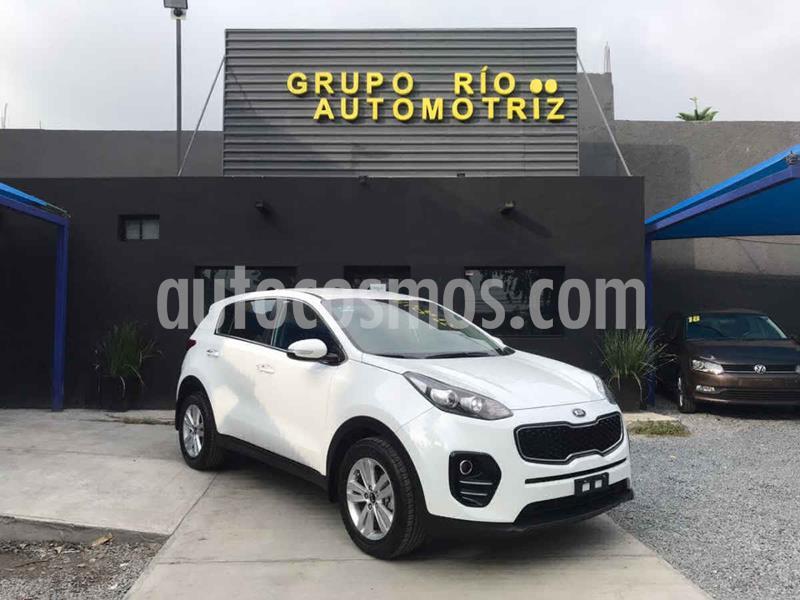 Kia Sportage EX 2.0L Aut usado (2018) color Blanco precio $319,000