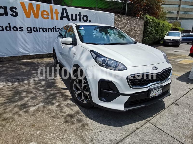 Kia Sportage LX 2.0L usado (2019) color Blanco precio $315,000