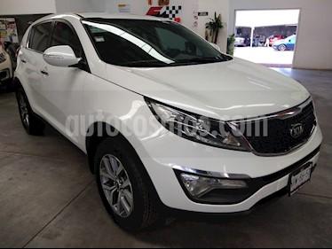 Kia Sportage EX 2.0L Aut usado (2016) color Blanco precio $275,000