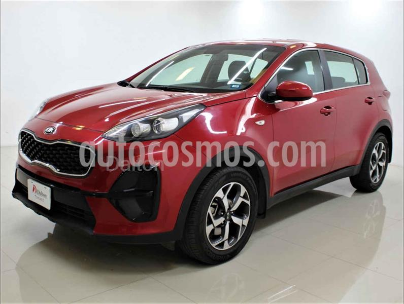 Kia Sportage LX 2.0L Aut usado (2019) color Rojo precio $309,000