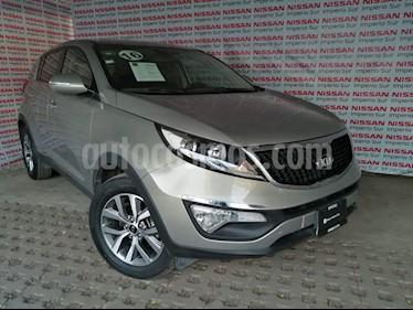 Kia Sportage EX 2.0L Aut usado (2016) color Arena Metal precio $270,000