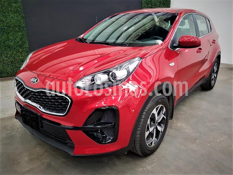Kia Sportage LX 2.0L Aut usado (2020) color Rojo precio $369,999