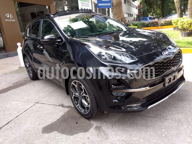 Kia Sportage SX 2.4L usado (2019) color Negro precio $395,000