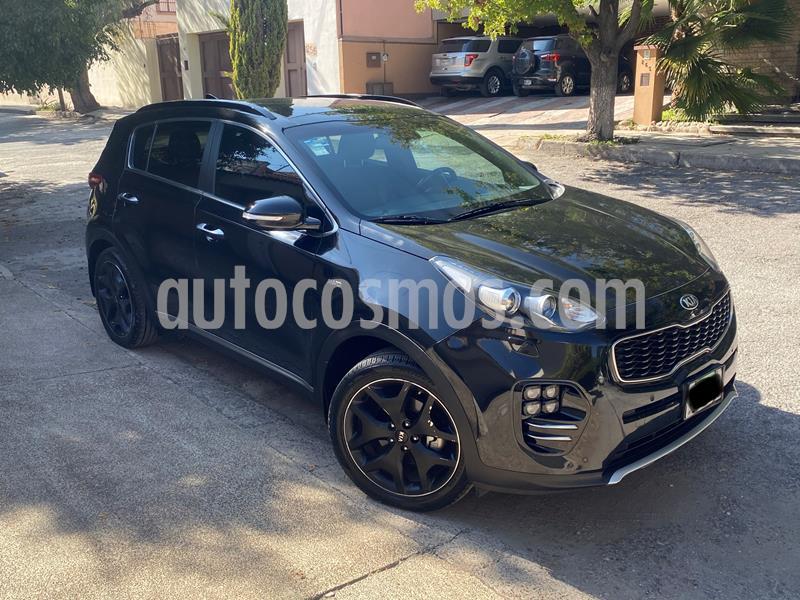Kia Sportage SXL AWD 2.4L usado (2017) color Negro Cereza precio $330,000