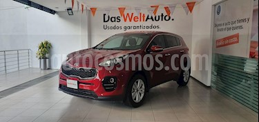Kia Sportage EX 2.0L Aut usado (2018) color Rojo precio $349,000