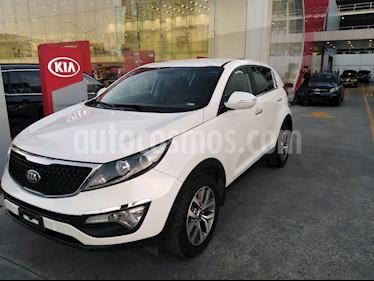 Kia Sportage EX 2.0L usado (2016) color Blanco precio $225,900