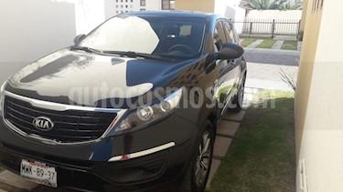 Kia Sportage EX 2.0L Aut usado (2016) color Negro precio $240,000