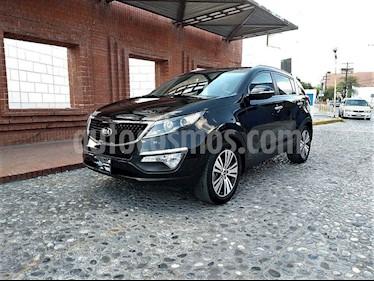 Kia Sportage EX Pack 2.0L Aut usado (2016) color Negro precio $268,000