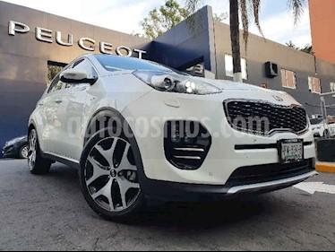 Kia Sportage 5 pts. SXL, TA A/AC, Camara reversa QCP GPS AWD HI usado (2018) color Blanco precio $384,900