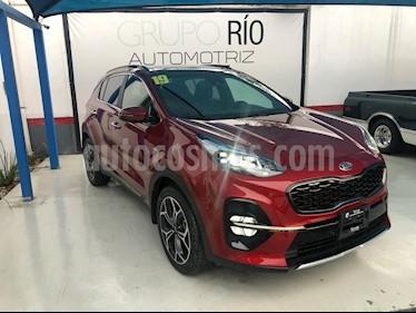Kia Sportage SXL 2.4L usado (2019) color Rojo precio $419,000