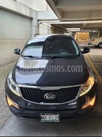Kia Sportage EX Pack 2.0L Aut usado (2016) color Negro precio $280,000