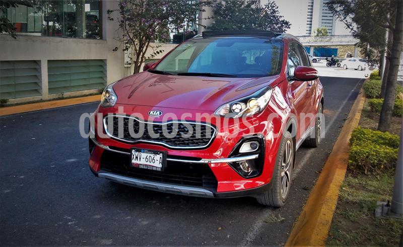 Kia Sportage EX Pack 2.0L usado (2019) color Rojo precio $365,000