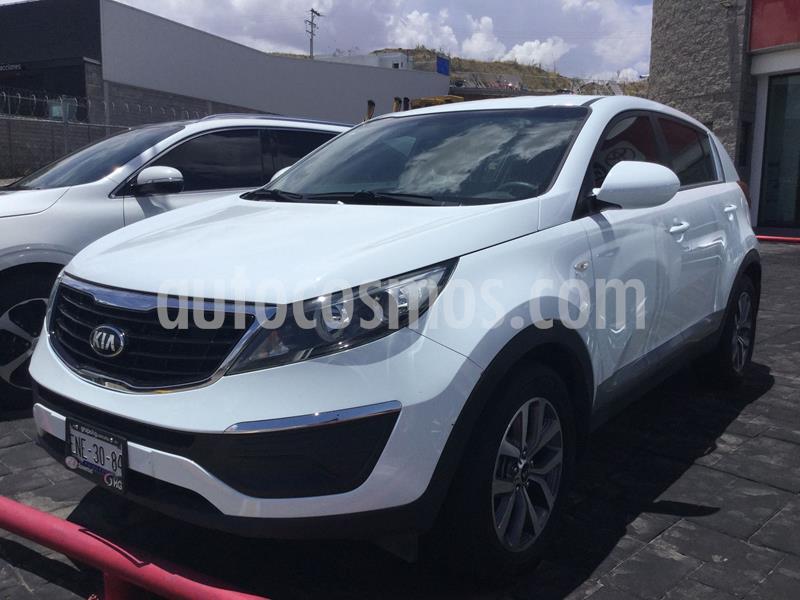 Kia Sportage LX 2.0L usado (2016) color Blanco precio $255,000
