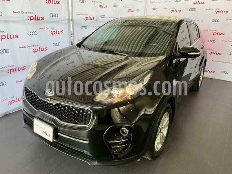 Kia Sportage EX 2.0L Aut usado (2016) color Negro precio $270,000
