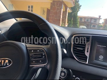 Kia Sportage SXL 2.4L usado (2018) color Blanco precio $405,000
