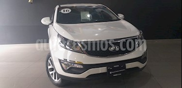 Kia Sportage EX 2.0L Aut usado (2016) color Blanco precio $255,000