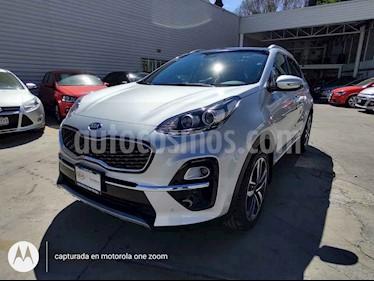 Kia Sportage 5 pts. EX PACK, 2.0 L, TA A/AC, Piel, Camara rever usado (2019) color Plata precio $450,000