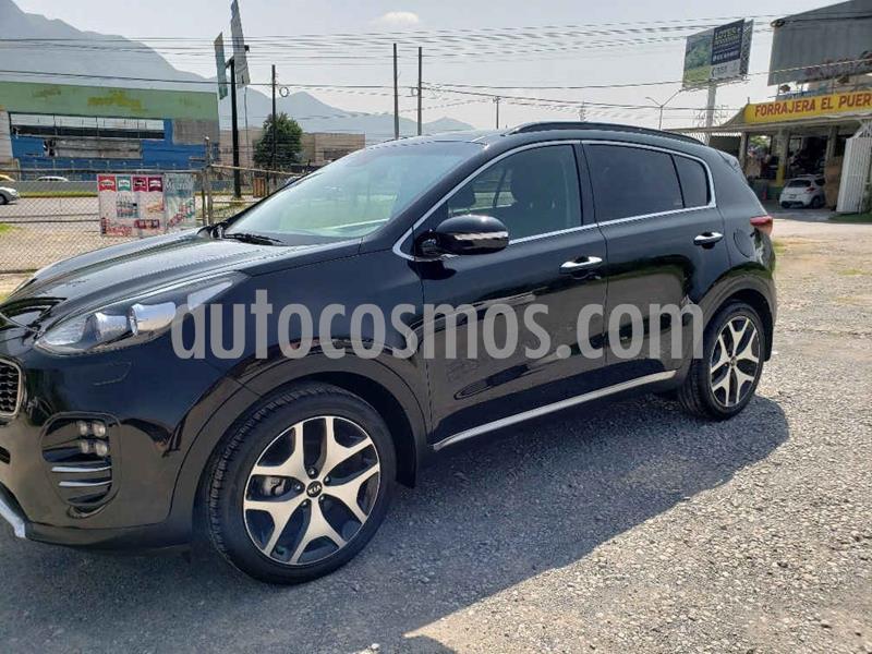 Kia Sportage SXL 2.4L usado (2018) color Negro precio $389,000