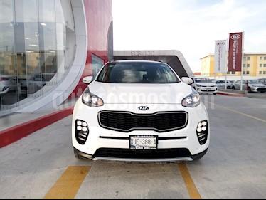 Foto Kia Sportage SXL AWD 2.4L usado (2018) color Blanco precio $365,000