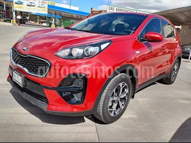 Kia Sportage LX 2.0L Aut usado (2020) color Rojo precio $368,000