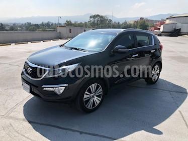 Kia Sportage EX Pack 2.0L Aut usado (2016) color Negro precio $285,000