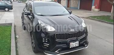KIA Sportage 2.0L GT Line 4x2  usado (2018) color Negro precio u$s8,000