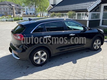 KIA Sportage EX 4x4 Aut usado (2017) color Negro precio u$s6,000