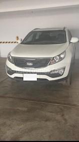 KIA Sportage 2.0L EX 4x2 Aut Sport usado (2014) color Blanco precio u$s15,000