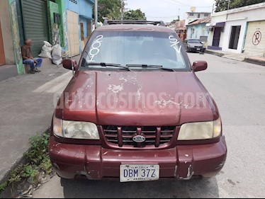 Kia Sportage Sinc. 4 Ptas. Wagon  4x4 usado (2001) color Rojo precio u$s1.800