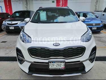 Foto venta Auto usado Kia Sportage SX 2.4L (2019) color Blanco precio $440,000
