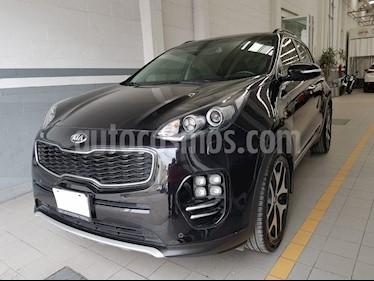Foto venta Auto Seminuevo Kia Sportage SXL 2.4L (2018) color Negro Cereza precio $422,000