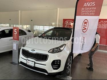 Foto venta Auto Seminuevo Kia Sportage SXL 2.4L (2017) color Blanco precio $390,000