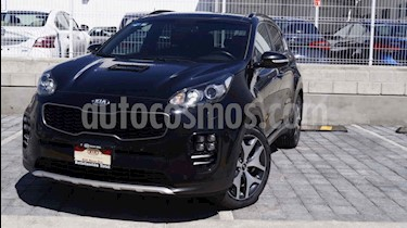 Foto venta Auto usado Kia Sportage SXL 2.4L (2017) color Negro precio $339,000