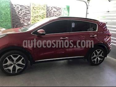 Kia Sportage SXL 2.4L usado (2017) color Rojo precio $350,000