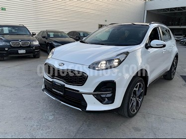 Foto venta Auto usado Kia Sportage SXL 2.4L (2019) color Blanco precio $480,000