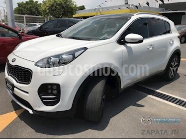 Foto venta Auto usado Kia Sportage SXL 2.4L (2017) color Blanco Perla precio $350,000
