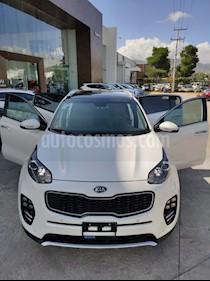 Foto venta Auto usado Kia Sportage SXL 2.4L (2016) color Blanco Perla precio $340,000