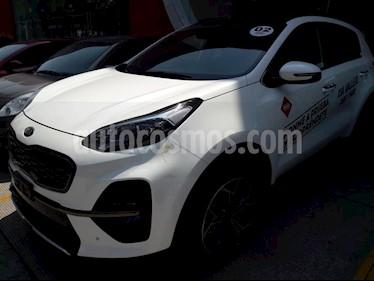 Foto venta Auto usado Kia Sportage SXL 2.4L (2019) color Blanco Perla precio $473,055