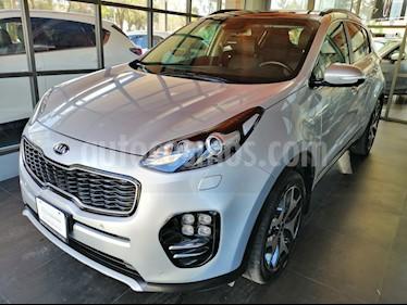 Foto venta Auto usado Kia Sportage SXL AWD 2.4L (2018) color Plata Mineral precio $420,000