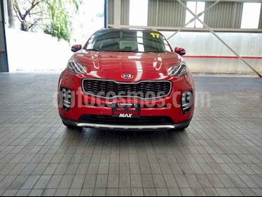 Foto venta Auto usado Kia Sportage SXL AWD 2.4L (2017) color Rojo precio $344,000