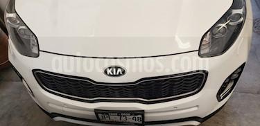 Kia Sportage SXL AWD 2.4L usado (2018) color Blanco Perla precio $410,000