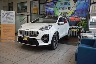 Foto venta Auto usado Kia Sportage SXL AWD 2.4L (2019) color Blanco precio $449,000